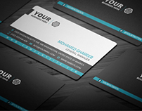 Creative Corporate Business Card 17