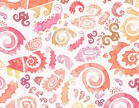 Mochica Patterns