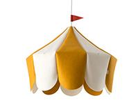 Circus Lamp