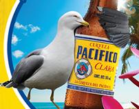Campaña Cerveza Pacifico (propuesta)