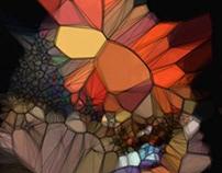 Scenografia multimedialna - Koncert Pasyjny