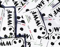 WWF: Panda Cards
