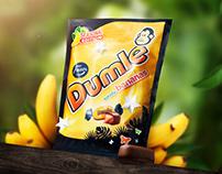 Fazer Dumle: Totally Bananas!
