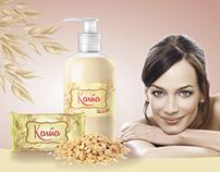 Karúa, jabón de avena