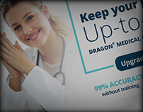 Nuance® Dragon® Medical Practice Edition 4 Campaign