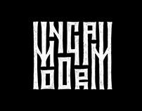 design monogram logo, typography tattoo, initial letter