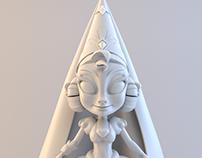 Princess Flora | Excalibur | MyVegas