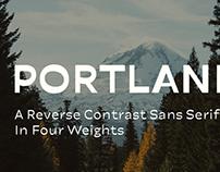 Portland Sans Serif