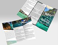 palawan brochure samples