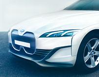 BMW 4 | Rendering