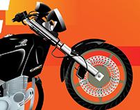 Vector Bike