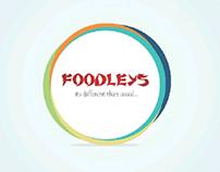 Foodley Restaurant Menu Design