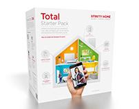 XFINITY Home Packaging Series