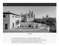 Fundación Bartolomé March Website