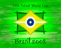 2008 Futsal World Cup Rebranding