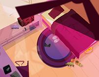 5 سنتي - Graduation animation project
