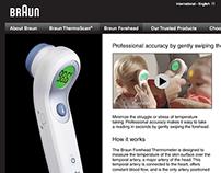 Website - Braun
