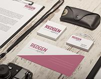 REDGEN - Logo Design