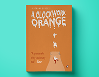 A Clockwork Orange Cover Competition