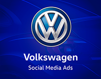 Volkswagen Social Media Ads - Facebook