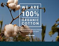 Organic Cotton Launch