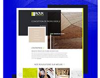 UX/UI Design - Webdesign