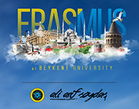 T-Shirt Design for Beykent University