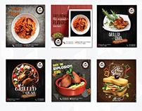 Social Media - Al Koufa Resturant