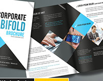 corporate bifold brochure templates free download now