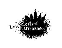 Логотип для «Львів — місто літератури»