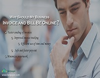 Why Should My Business Invoice and Bill Be Online?