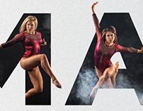 2017 Women's Gymnastics