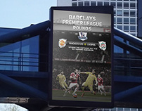 UK Premier League match Promotion ManUtd-Liverpool