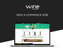 Wine e-commerce 2018