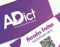 ADict - Cartões de Visita