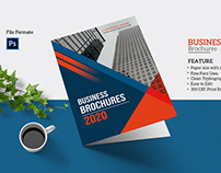 Clean Corporate Brochure Template