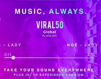 Spotify - Music Always