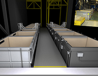 Water Treatment Tanks (client work)