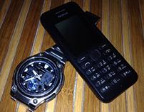 Nokia vs Casio