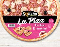La Pizz - Sodebo