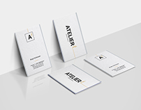 Atelier Birgit Schlosser / Visual Identity