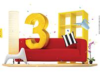 Propuesta aniversario IKEA PR