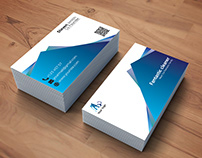 Unique design, business card design
