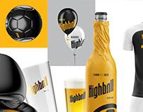 HIGHBALL – Sport Bar Development