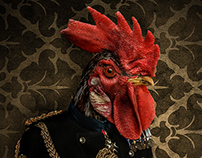 Major Rooster // Retouch