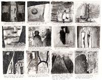 THE MURDERS IN THE RUE MORGUE sketch