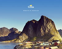 Costa Cruise website NL