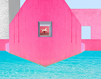 Digital Collage - Architectural Renditions