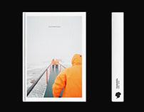 Antarctica, photobook.