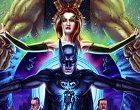 Batman & Robin - Ragnarok